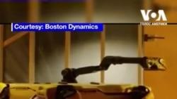 Як робот Boston Dynamics допомагає поліції Нью-Йорка рятувати життя. Відео