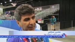 محسن مصلحی، مربی اسکیت المپیک ویژه ایران