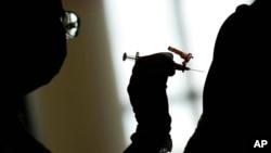 ARHIVA - Vakcinacija u Las Vegasu (Foto: AP /John Locher)