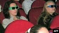 Gledanje trodimenzionalnih filmova može da umori oči i izazove glavobolju