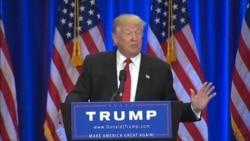 အေမရိကန္ အမ်ဳိးသားလုံၿခံဳေရး ကၽြမ္းက်င္သူမ်ား Trump ကိုေထာက္ခံမည္ မဟုတ္