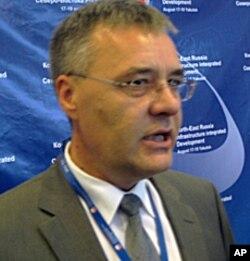 雅庫特政府副總理阿列克謝耶夫