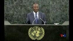 2014-10-29 美國之音視頻新聞: 贊比亞總統薩塔病逝於倫敦