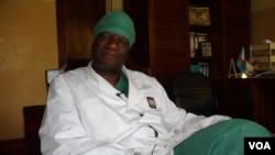 剛果婦科醫生丹尼斯.穆克瓦格