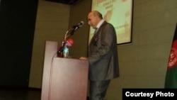 Jurnalist Humoyun Xayri Anqara konferensiyasida