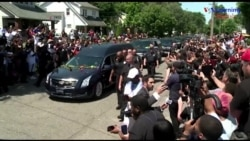 A Final Farewell to Muhammad Ali in Louisville, Kentucky