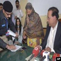 توہینِ رسالت قانون میں تبدیلی کے خلاف کراچی میں جلسہ