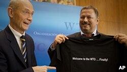 Προς ένταξη στον ΠΟΕ η Ρωσία