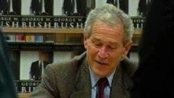 جورج بوش: این حسنی مبارک بود که درباره وجود سلاح های بیولوژیک خطرناک در عراق به ما هشدار داد