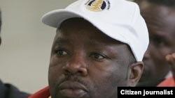 Zanu PF Lawmaker Munyaradzi Kereke.