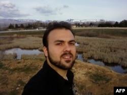 ພາບບັນທຶກຂອງທ່ານ Saeed Abedini ຊາວອີຣ່ານ ທີ່ປ່ຽນມານັບຖື ສາສາະໜາຄຣິສ.