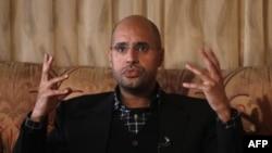Saif al-Islam quả quyết rằng hai cha con anh ta không hề ra lệnh giết hại thường dân