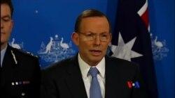 2014-09-12 美國之音視頻新聞: 澳洲提高恐怖威脅戒備等級