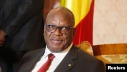 Le président malien, Ibrahim Boubacar Keita, s'est félicité de l'accord de cessez-le-feu
