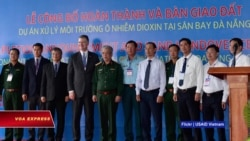 Việt-Mỹ hoàn tất tẩy độc dioxin sân bay Đà Nẵng