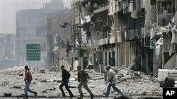 Σφοδροί βομβαρδισμοί Γκαντάφι στο λιμάνι της Μισράτα