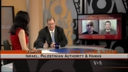 ON THE LINE: Israel, Palestinian Authority & Hamas