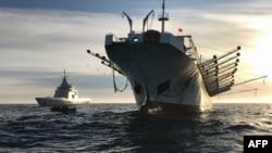 中国渔船旗舰