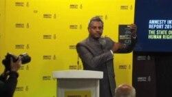 Amnistía informe anual