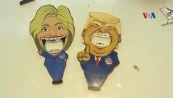 Doanh thu đồ lưu niệm có thể dự đoán kết quả bầu cử Mỹ?