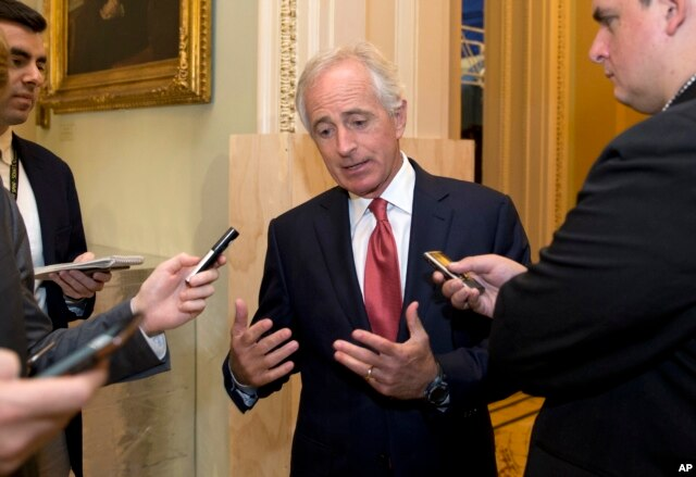 Senate Foreign Relations Committee Chairman Sen. Bob Corker, R-Tenn., urges the Obama administration to step up action against North Korea.