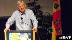 前加拿大国会议员大卫·乔高 (维基共享)