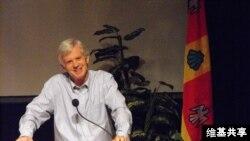 前加拿大國會議員亞太司司長大衛喬高 (維基共享)