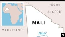 Présence d'hommes armés dans la région malienne de Mopti