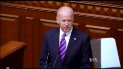 Biden Promises Ukraine Continued Support
