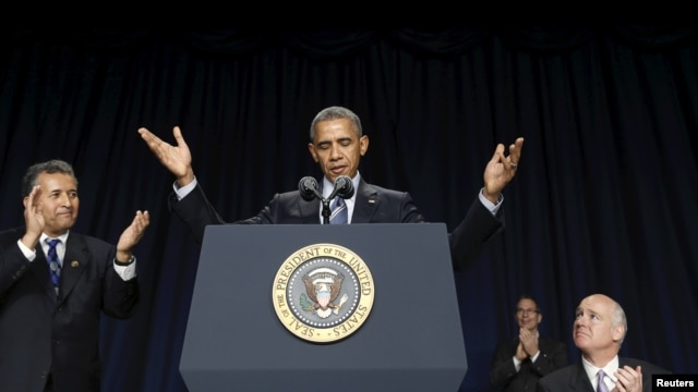 """Obama: """"La fe es una gran cura para el temor"""""""