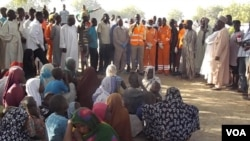 Harin Kunar Bakin Wake Kusa da Garejin Muna a Maiduguri