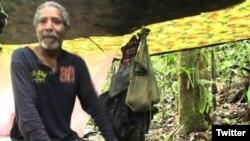 Odín Sánchez Montes de Oca fue secuestrado en abril pasado en el departamento del Chocó, noroeste de Colombia.