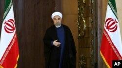 Президент Ірану Роугані