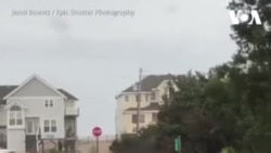 NO COMMENT - Հարավային Կարոլինա.«Ֆլորենս» ծովամրրկից առաջացած հեղեղումները
