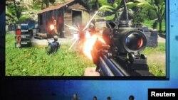 """Predstavljanja nove video igre """"Far Cry 3"""" u Los Anđelesu, 4. juna 2012."""
