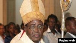 Angola, Dom Damião António Franklin