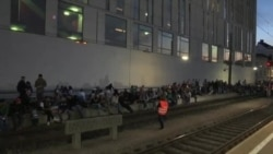 Поток мигрантов в Европу не уменьшается