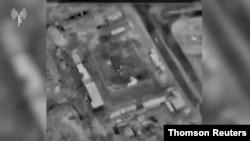 حمله هوایی ارتش دفاعی اسرائیل، عکس از آرشیو