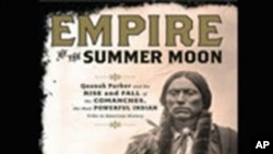 """Empire of the Summer Moon,"" knjiga posvećena Comanche Indijancima"