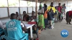 DRC Refugees Flooding Into Uganda to Escape Armed Conflict