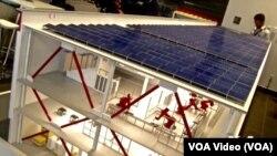 Tesla Gigafactory Solar