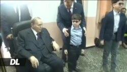 Rais Abdelaziz Bouteflika hatakamilisha mhula kamili wa miaka mitano