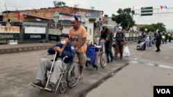 Colombia abre canal humanitario por una hora tras cierre de frontera con Venezuela
