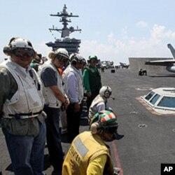 امریکی بحری جہاز