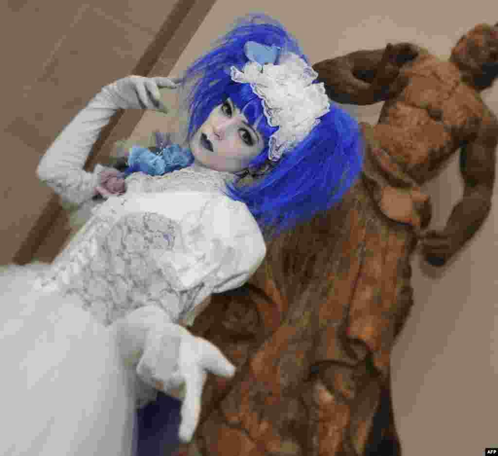 Невеста –харадзюку и самурай