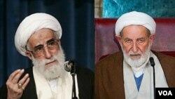 تاکنون احمد جنتی و محمد یزدی، از ناظران بر انتخابات از افزایش ثبت نام گله کرده اند.