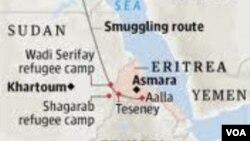 Eritrea - Sudan