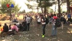 هجوم پناهجویان به یونان، این کشور را با بحرانی انسانی روبرو کرده است