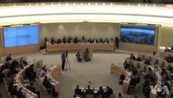 国际民主日前夕联合国批评中国人权
