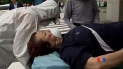 2015-07-28 美國之音視頻新聞:南韓總理稱中東呼吸綜合症威脅已消除